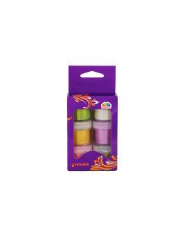 Краски гуашевые 6 цветов по 10 мл, перламутровые «Творчество» Гамма - Н