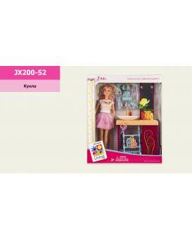 Кукла 29 см, аксессуары, в ассортименте, в коробке 29х8х35 см