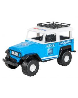 Автомобиль WADER Джип полицейский