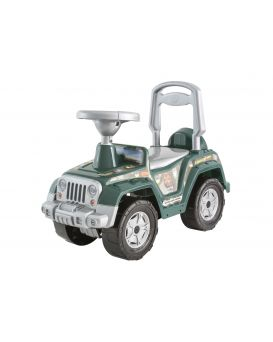 Машинка для катания 4 х 4 зеленая 549 (68,0*27,5*48,5) ТМ Орион