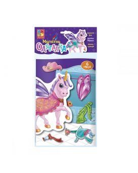Игра настольная Vlady Toys Мягкие пазлы-мозаика