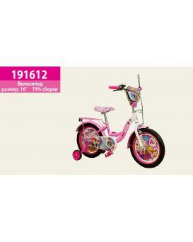 Велосипед 2-х колесный 16