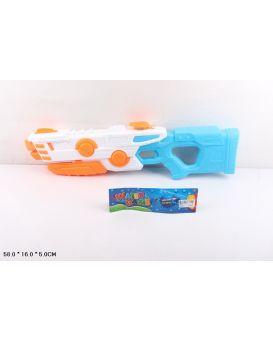 Водный пистолет XD07 с насосом, в пакете 58*16*5см