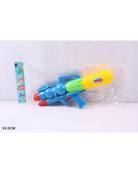 Водяной пистолет в пакете, 34см