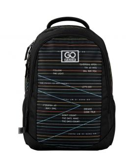 Рюкзак GoPack Education 133-2 Stripes