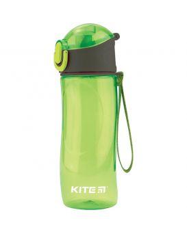 Бутылочка для воды, 530 мл, зеленая