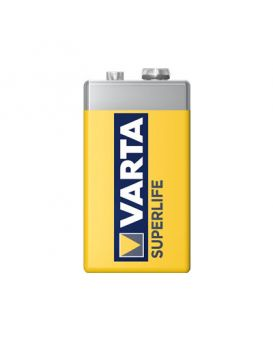Батарейка VARTA 2022 (6F22) shrink Superlife