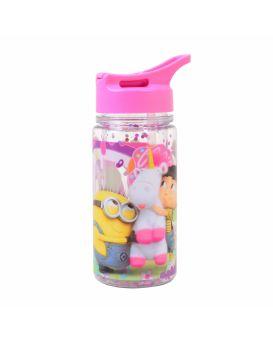Бутылка для воды YES с блестками