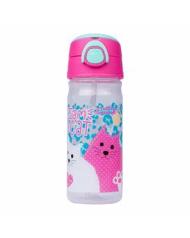 Бутылка для воды 450 мл «I am a cat» ТМ 1 Сентября
