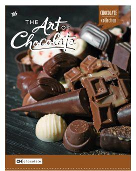 Зошит А4/96 кл скоба YES УФвыб. Art Chocolate