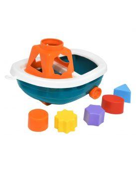 Іграшка кораблик