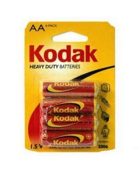 Батарейка Kodak R6 4 шт.