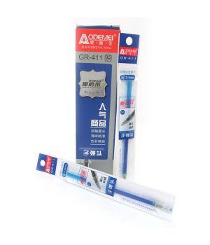 Ампула до ручки пиши-стирай , 0,5 мм, чорна 125мм,