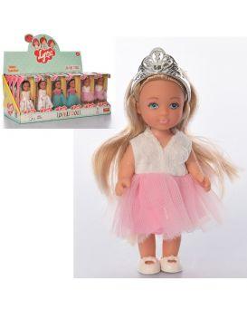 Кукла 12 см, в коробке, в ассортименте, в дисплее, 40-19,5-16см