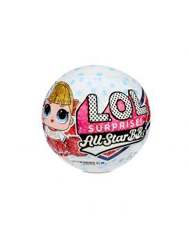 Игровой набор с куклой L. O. L. SURPRISE! серии