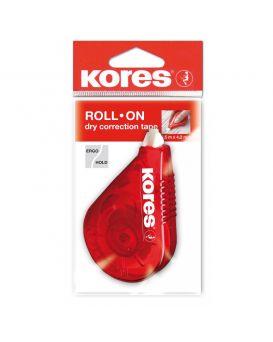 Корректор-ленточный Kores Roll On, 4,2 мм*15 м
