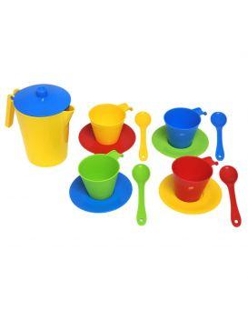 Набор посуды «Кофейный Релакс» 13 элементов, ТМ Tigres