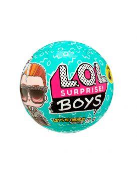 Игровой набор с куклой L.O.L. «SURPRISE! S5 - Мальчики» в ассортименте, в дисплей боксе