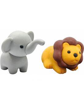 Набор: резинки детские Zoo1