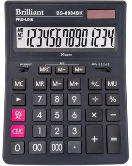 Калькулятор Brilliant BS-8884BK