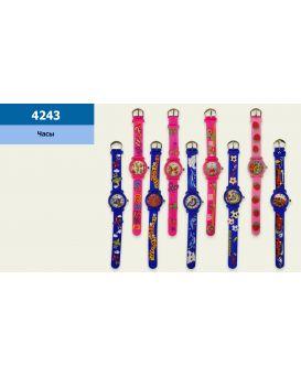 Детские наручные часы 20 см, в ассортименте, в пакете 23,5х4,5 см