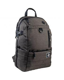 Рюкзак Kite City 45х30х16 см, 2 отделения, 5 карманов, органайзер, отделение для ноутбука/планшета