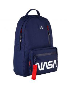 Рюкзак Kite City 44х29,5х15 см, 1 отделение, 4 кармана, органайзер, отделение для ноутбука/планшета