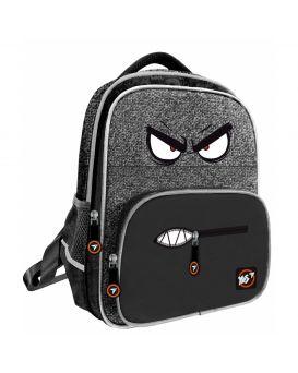 Рюкзак «Freak» черный / серый, ТМ YES, S-72