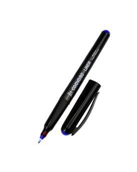 Маркер CD - Liner «Ergoline» 0,6 мм, синий