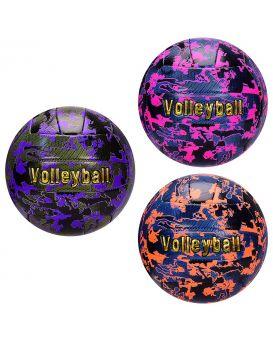 Мяч волейбольный №5, PU, 350 грамм, в ассортименте