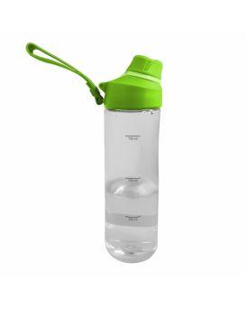 Бутылочка для воды 850 мл, салатовая, ТМ YES