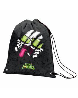 Сумка для обуви «Zombie» черная, ТМ YES SB - 10