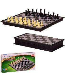 Шахматы 21х21х1,5 см, в коробке 21х3х11 см