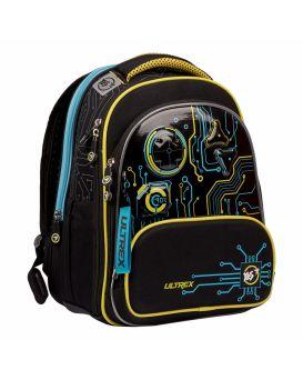 Рюкзак JUNO ULTRA «Premium Ultrex» черный, ТМ YES, S-30