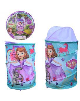 Корзина для игрушек «Sofia» 43х43х60 см, в сумке 49х49х3 см