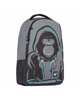 Рюкзак YES «Harry» серый, R-05