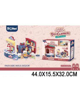 Игровой набор «Прачечная» в коробке 44х15,5х32 см